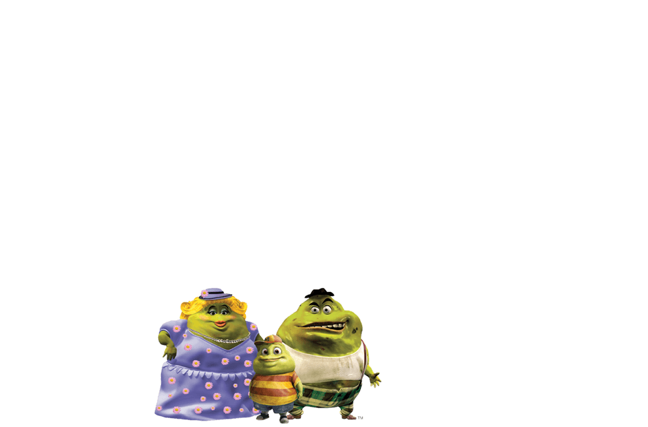 The Mucinex Mucus Family