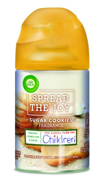 AIR WICK® FRESHMATIC Ultra - Sugar Cookies (Spread The Joy™)