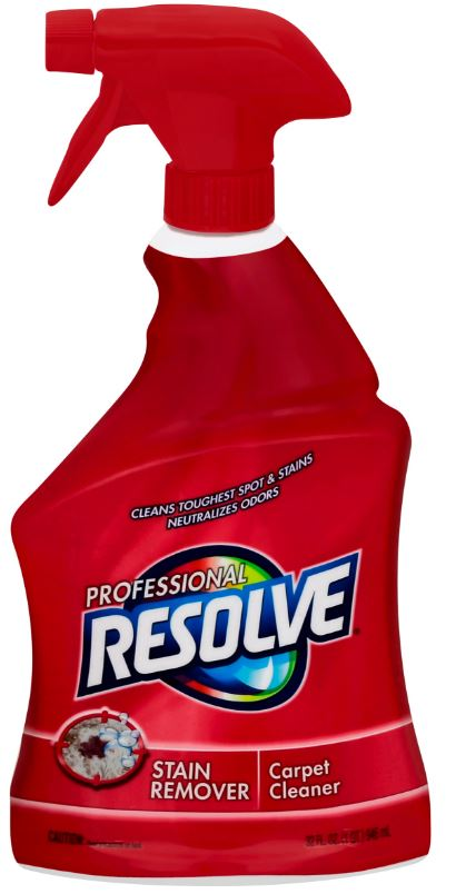 Professional RESOLVE® Stain Remover Carpet Cleaner