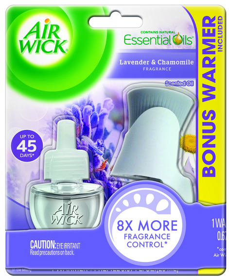 AIR WICK® Scented Oil - Lavender & Chamomile - Kit
