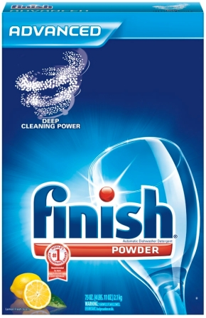 FINISH® Powder - Lemon Fresh Scent