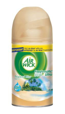 AIR WICK FRESHMATIC  Tropical Bliss Discontinued Photo
