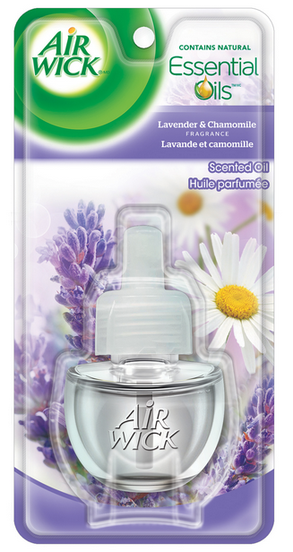 AIR WICK Scented Oil  Lavender  Chamomile Canada Photo