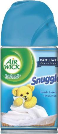 AIR WICK® FRESHMATIC - Familiar Favorites - Snuggle™Fresh Linen (Canada)