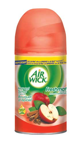 AIR WICK FRESHMATIC  Harvest Spice Canada Photo