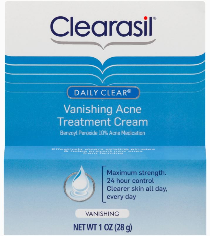 CLEARASIL Daily Clear Vanishing Acne Treatment Cream Photo