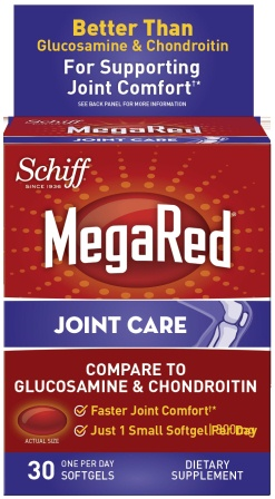 MegaRed Joint Care Softgels Photo