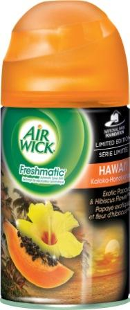 AIR WICK FRESHMATIC  Hawaii Canada  National Parks Canada Photo