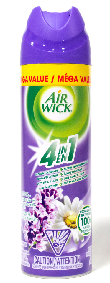 AIR WICK 4 in 1 Air Freshener  Lavender  Chamomile Canada Photo