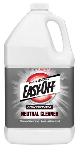 Professional EASY-OFF® Concentrated Neutral Cleaner