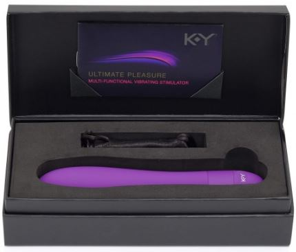 KY Ultimate Pleasure Luxury Vibrator Photo