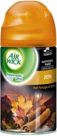 AIR WICK FRESHMATIC  Zion National Parks Discontinued Photo