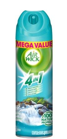 AIR WICK® 4 in 1 Air Freshener - Fresh Waters (Canada)