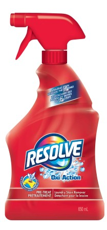 RESOLVE® Oxi-Action™ Pre-Treat Laundry Stain Remover - Trigger (Canada)