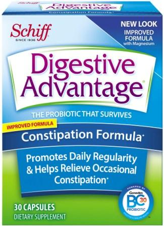 DIGESTIVE ADVANTAGE Constipation Capsules Photo