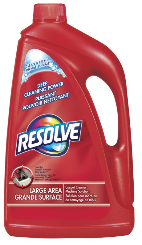 RESOLVE® Clean & Fresh™ Large Area Carpet Cleaner Machine Solution (Canada)