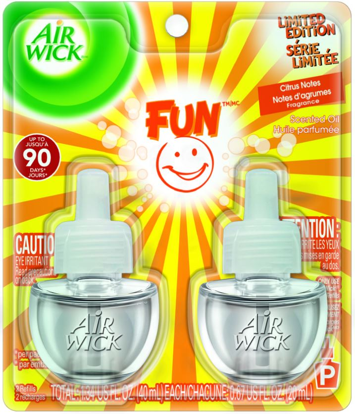 AIR WICK® Scented Oil - Fun Citrus Notes