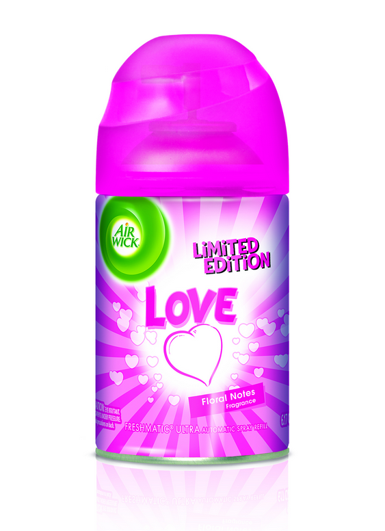 AIR WICK FRESHMATIC  Love Floral Notes Discontinued Photo