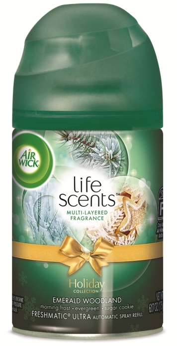 AIR WICK FRESHMATIC  Emerald Woodland Discontinued Photo