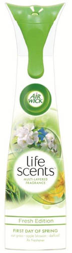 AIR WICK Aerosols Life Scents  First Day of Spring Photo