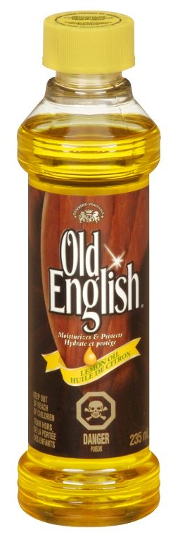 OLD ENGLISH Lemon Oil Polish Canada Photo