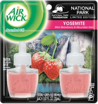 AIR WICK Scented Oil  Yosemite National Parks Photo