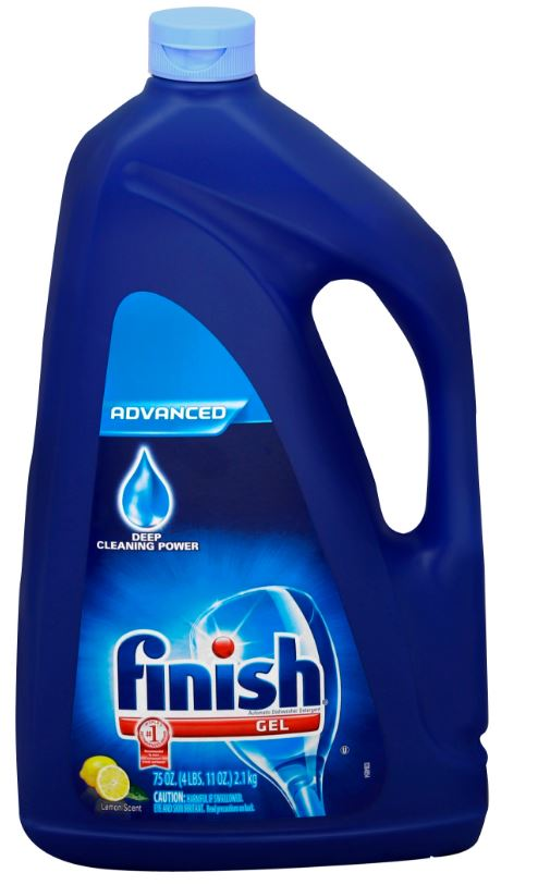 FINISH® Gel - Lemon Scent
