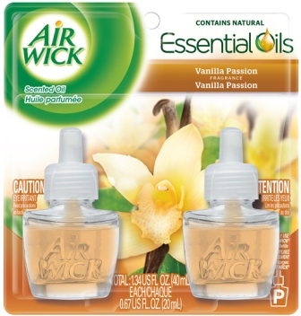 AIR WICK® Scented Oil - Vanilla Passion (Canada)