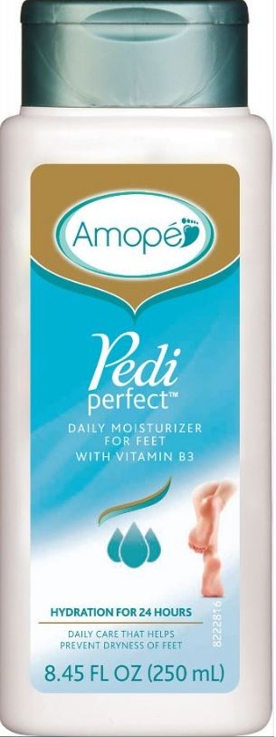 AMOPE® Pedi Perfect™ Daily Moisturizer For Feet