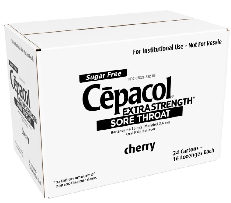 CEPACOL® Institutional Pack - Cherry Lozenges
