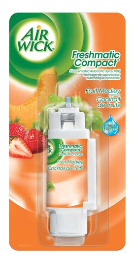 AIR WICK FRESHMATIC Compact  Fruit Medley Canada Discontinued Photo