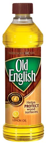 OLD ENGLISH® Lemon Oil Polish
