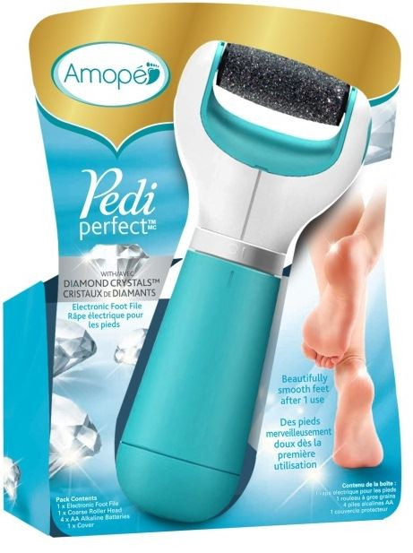 AMOPE® Pedi Perfect™ Electronic Foot File