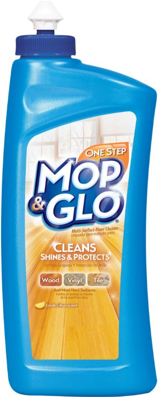 MOP & GLO® Multi-Surface Floor Cleaner - Fresh Citrus Scent