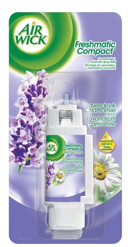AIR WICK FRESHMATIC Compact  Lavender Fields Canada Discontinued Photo