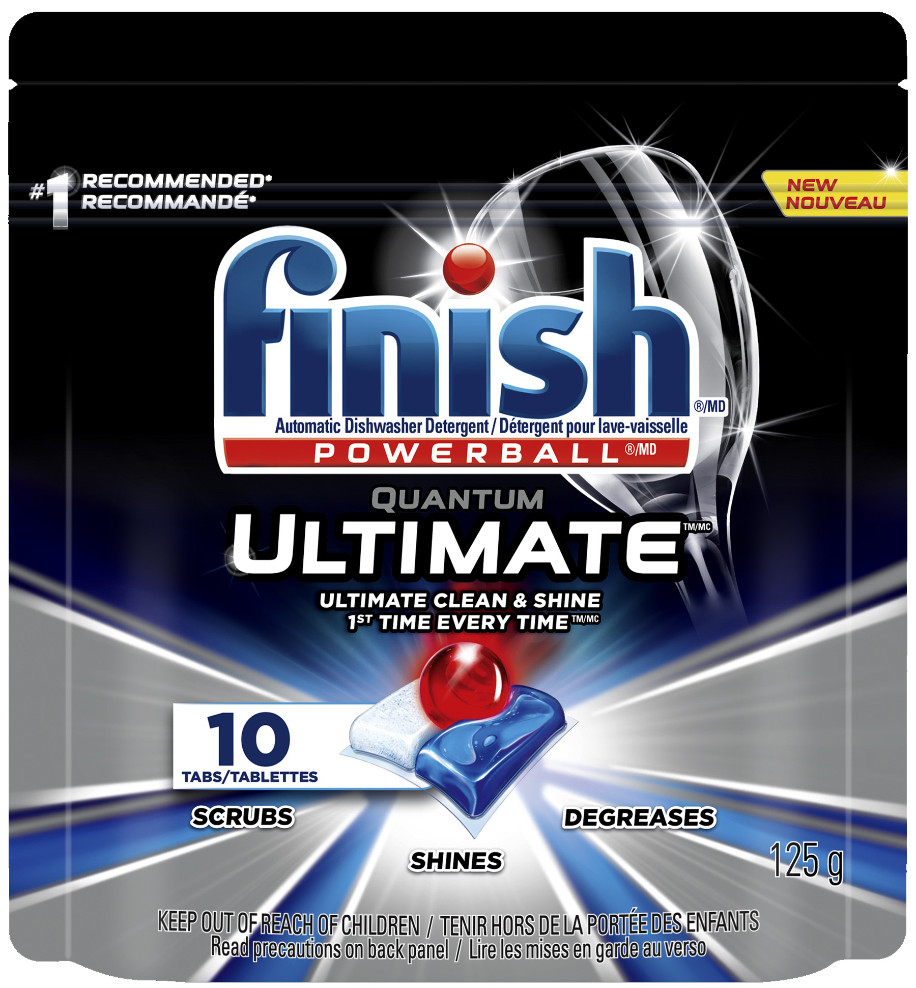 FINISH® Powerball® Quantum Ultimate (Canada)