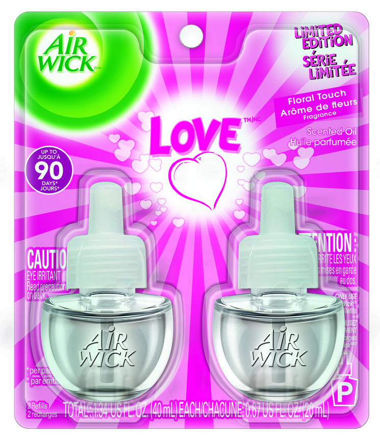 AIR WICK Scented Oil  Love Floral Notes Photo