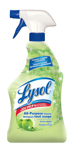 LYSOL® All Purpose Cleaner - Green Apple (Canada)