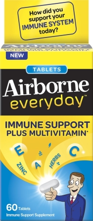 AIRBORNE Everyday Tablets Photo