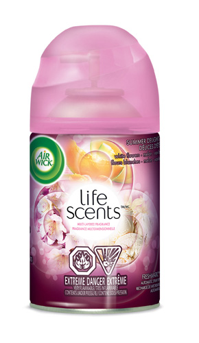 AIR WICK® FRESHMATIC - Summer Delights (Life Scents™) (Canada)