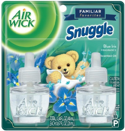 AIR WICK® Scented Oil - Blue Iris (Snuggle™)