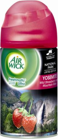 AIR WICK FRESHMATIC  Yosemite National Parks Discontinued Photo