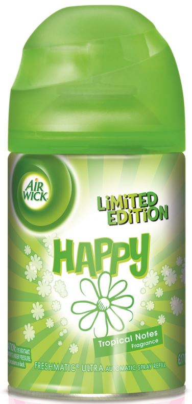AIR WICK FRESHMATIC Ultra  Happy Tropical Notes Photo