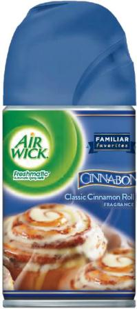 AIR WICK FRESHMATIC  Classic Cinnamon Roll Cinnabon Familiar Favorites Canada Photo