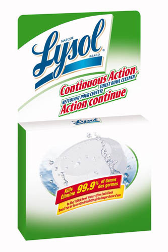 LYSOL® Continuous Action Toilet Bowl Cleaner (Canada)