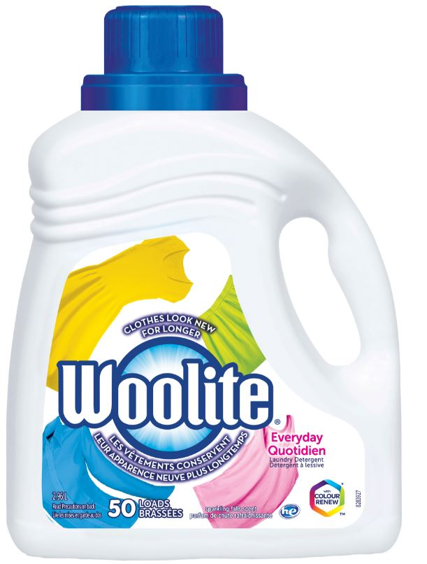 WOOLITE® Everyday Laundry Detergent - Sparkling Falls Scent (Canada)