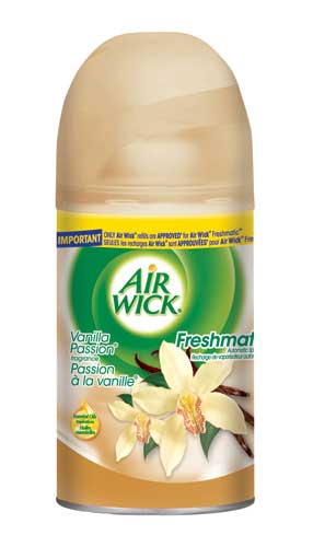 AIR WICK® FRESHMATIC - Vanilla Passion (Canada)