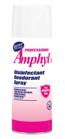 Professional AMPHYL III Disinfectant Deodorant Spray Discontinued Photo