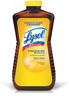LYSOL Brand Concentrate Disinfectant  Original Photo