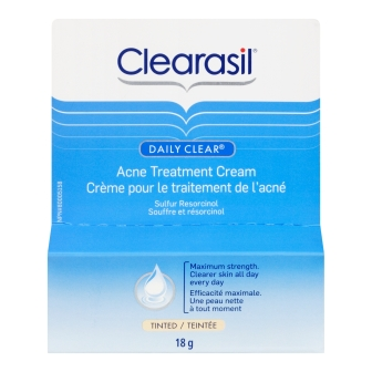CLEARASIL Daily Clear Acne Treatment Cream  Tinted Canada Photo